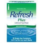 Allergan Refresh Plus Eye Drops
