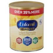 Enfamil Neuro Pro Infant Formula Powder Tub