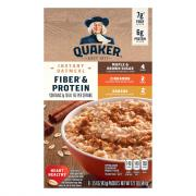 Quaker Weight Control Variety Pack Instant Oatmeal