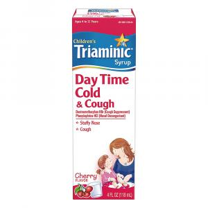 Triaminic Day Time Cold & Cough Syrup