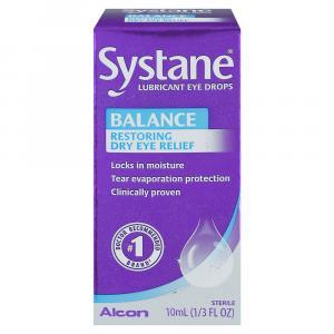 Systane Balance Lubricant Eye Drops
