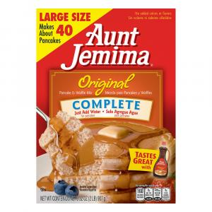 Aunt Jemima Complete Pancake Mix