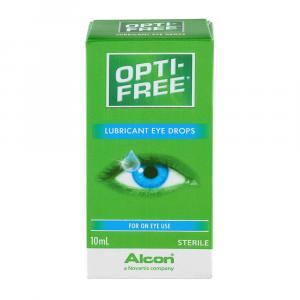 Opti Free Lubricant Eye Drops