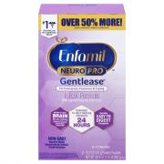 Enfamil Neuro Pro Gentlease Powder Refill Box