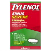 Tylenol Sinus Congestion & Pain