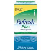 Refresh Plus Lubricant Eye Drops