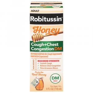 Robitussin Adult Cough+Chest Congestion DM Max