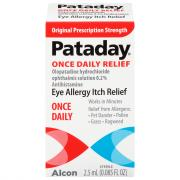 Pataday Once Daily Relief Eye Allergy Itch Relief