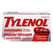 Tylenol Regular Strength Liquid Gels