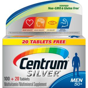 Centrum Silver Ultra Men's Multivitamins