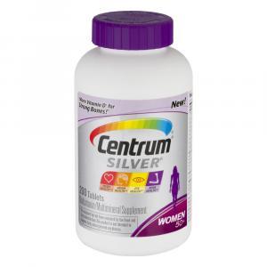 Centrum Silver Women's Multivitamins