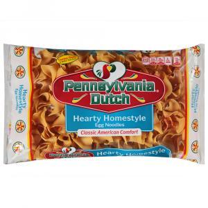 Pennsylvania Dutch Homestyle Egg Noodles