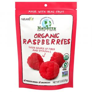 Natierra Freeze Dried Natures All Organic Raspberries