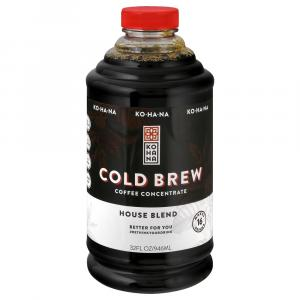 Kohana Cold Brew Coffee Concentrate House Blend