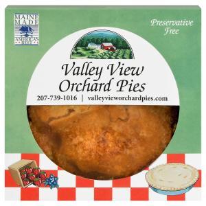 Valley View Orchard Pie 9 Inch Summer Berry Pie