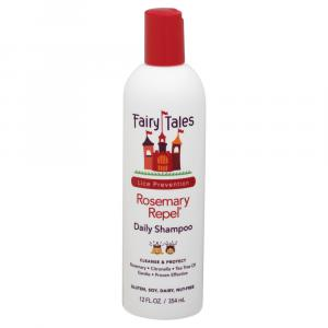 Fairy Tales Lice Prevention Rosemary Repel Daily Shampoo