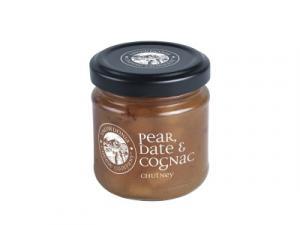 Snowdonia Pear, Date & Cognac Chutney