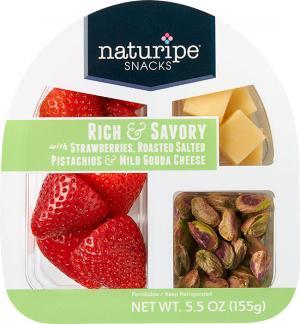 Naturipe Snacks Rich & Savory