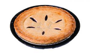 Valley View Orchard Pie 9 Inch Peach Raspberry Pie
