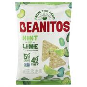 Beanitos Navy Bean with Sea Salt Hint of Lime Chips