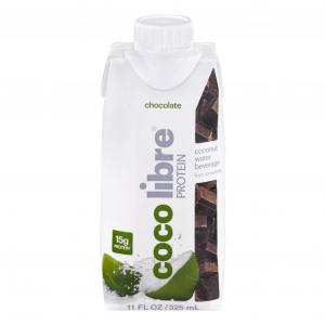 Coco Libre Protein Coconut Water Chocolate