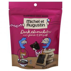 Michel et Augustin Dark Chocolate and a Pinch of Sea Salt