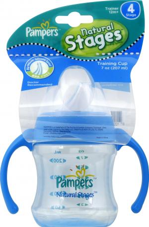 Pampers Stage 4 Training Cup 7 Oz.