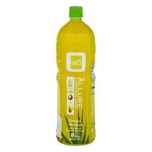 Alo Allure Mangosteen + Mango Aloe Vera Juice Drink
