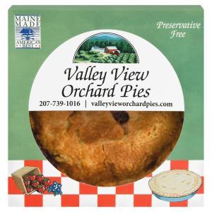 Valley View Orchard Pie 9 Inch Strawberry Pie
