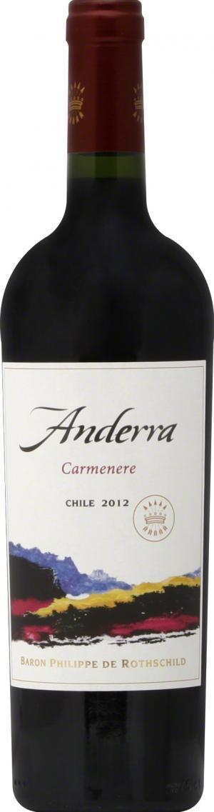 Anderra Carmenere