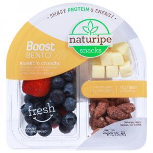 Naturipe Snacks Sweet & Crunchy
