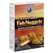 Henry & Lisa's Wild Alaskan Fish Nuggets Gluten Free