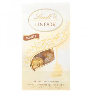 Lindt White Chocolate Truffles
