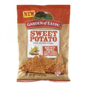Garden of Eatin' Organic Sweet Potato Tortilla Chips