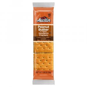 Austin Toasted Peanut Butter Crackers