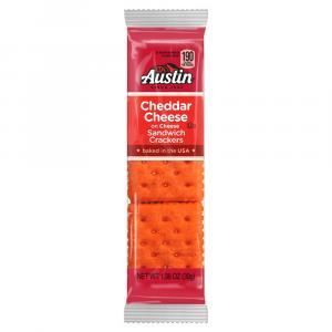 Austin Cheese & Cheese Crackers