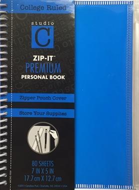 Studio C Zip-it Premium Personal Book