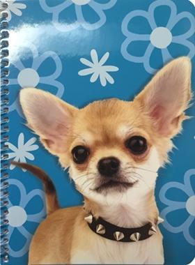 "Carolina Pad 7"" X 5"" Puppy Memo Pad"