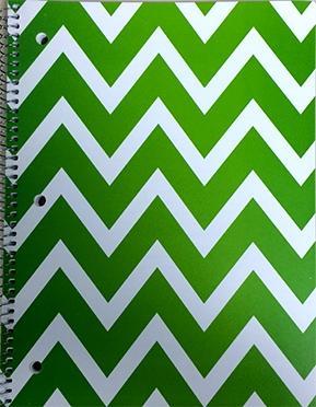 You Zig It 1-subject Notebook