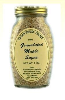 Sugar House Treats Pure Granulated Maple Sugar