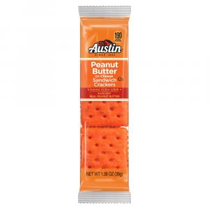 Austin Cheese Peanut Butter Crackers