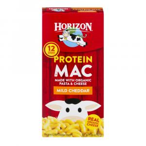 Horizon Super Mac Macaroni & Mild Cheddar Cheese