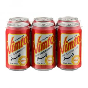 Vimto Sparkling Fruit Flavoured Drink