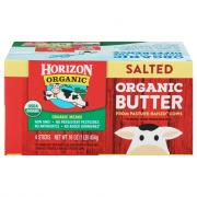 Horizon Organic Butter Quarters