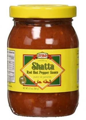 Ziyad Red Hot Pepper Sauce
