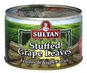 Sultan Stuffed Grape Leaves