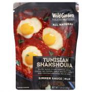 Wild Garden Tunisian Shakshouka