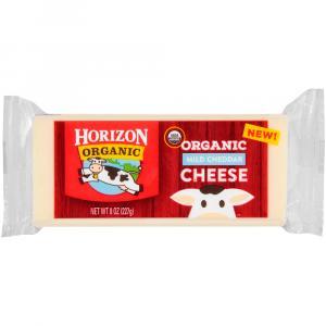 Horizon Organic Mild Cheddar Cheese
