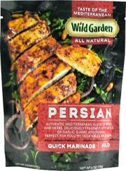 Wild Garden Persian Mild Marinade
