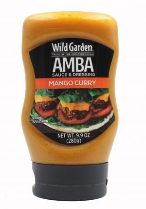 Wild Garden Amba Mango Curry Sauce